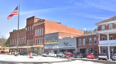 Nelsonville Public Square