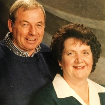 Mansfield 50th wedding anniversary