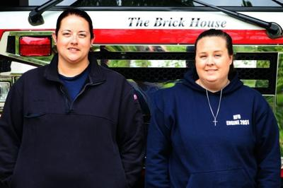 Nelsonville fire girlboss