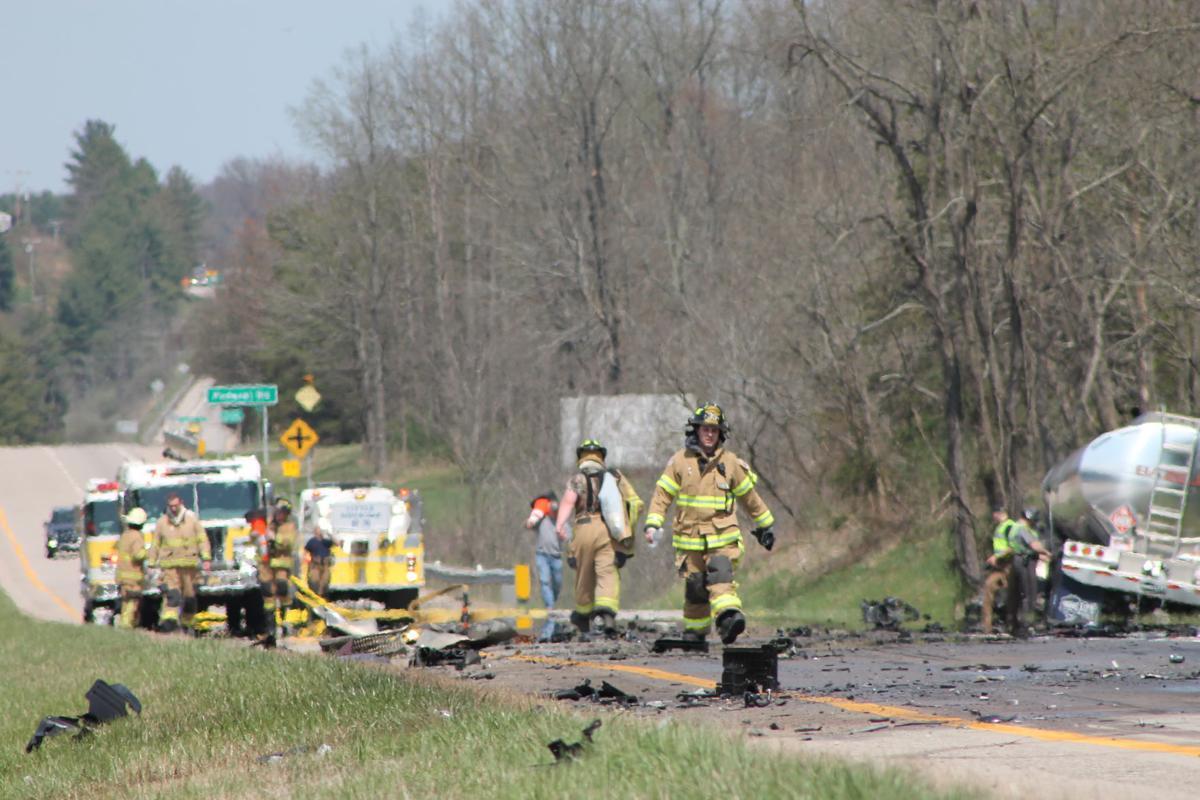 One dead in Route 50 crash near Little Hocking | Spotlight