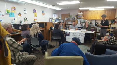 Chauncey mayor debate
