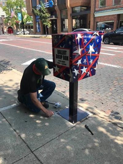 Court Street drop box