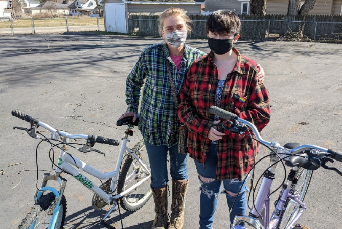 Chauncey bikes