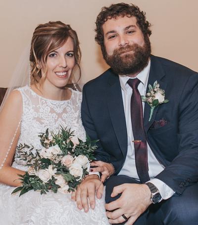 Wittmer-Greenhow wedding