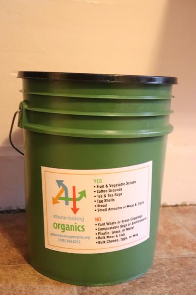 Curbside Compost bucket