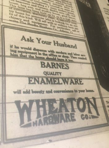 Wheaton Hardware Co.