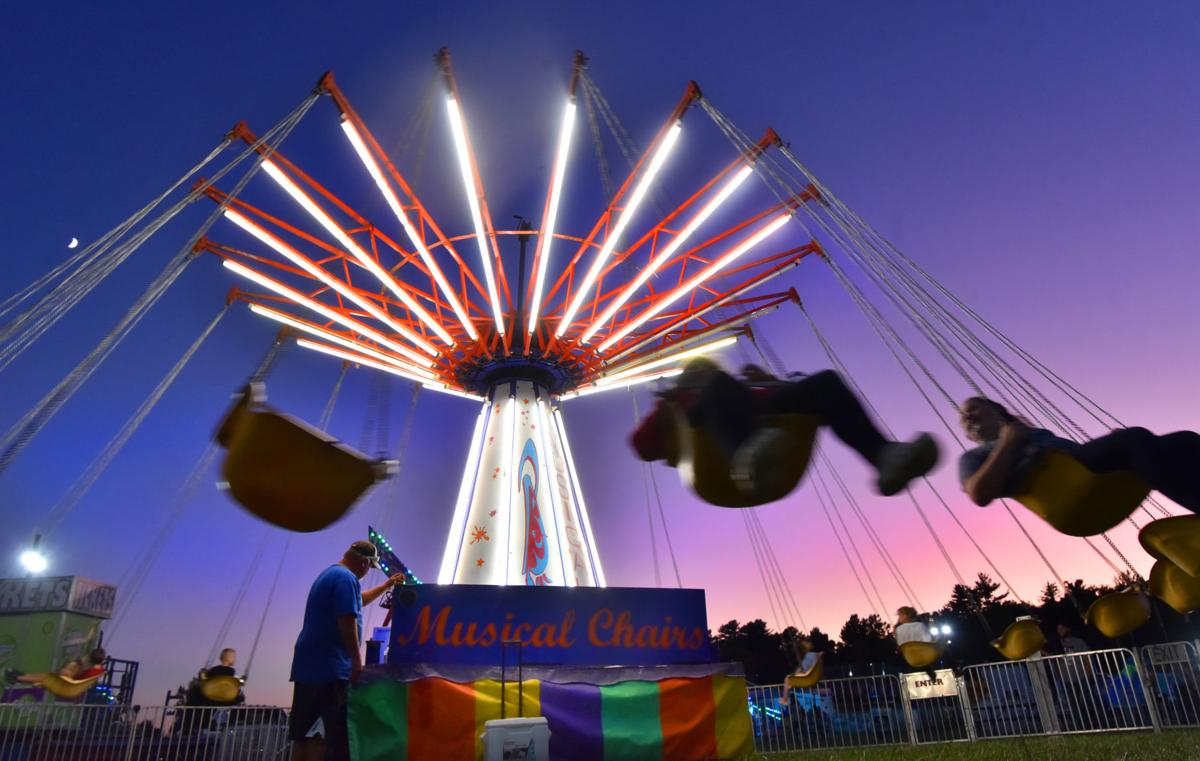 The Glow of the Fair