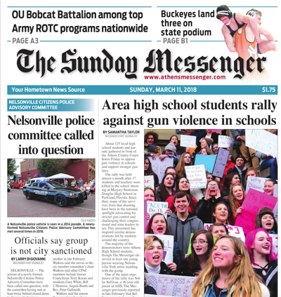 The Athens Messenger