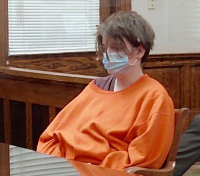 Melody Sue Dixon in court