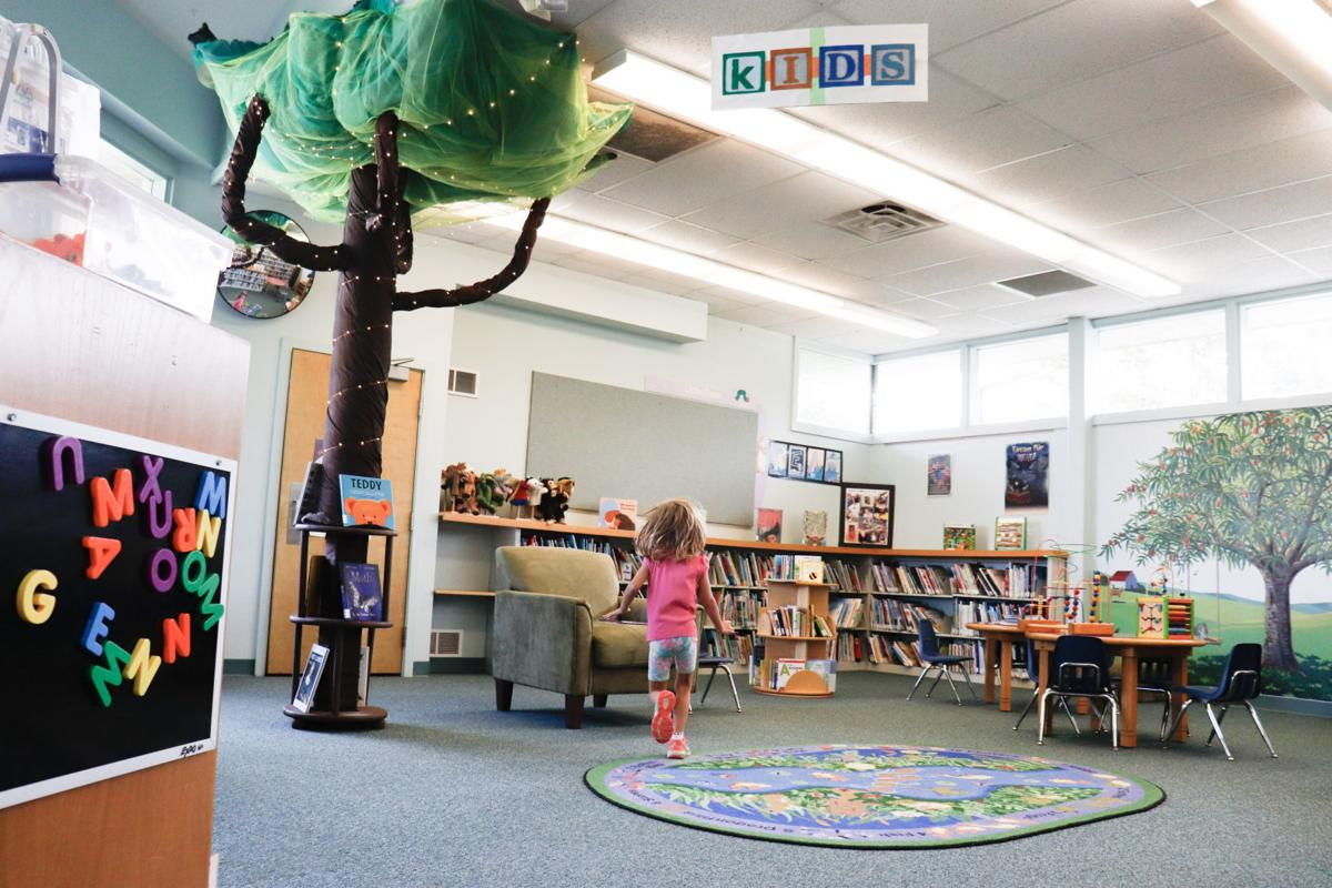 The Plains library gets a makeover