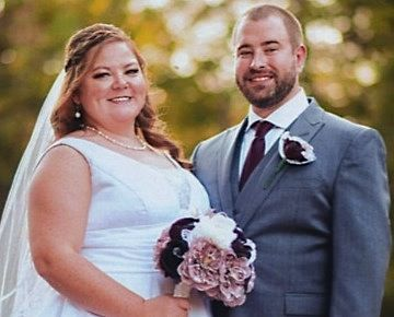 Simms-Swaim wedding