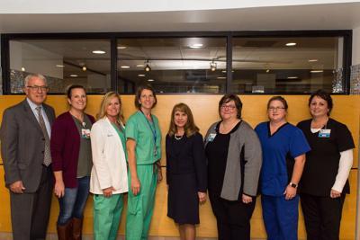 Hometown Hero: O'Bleness birth center team achieves 'gold