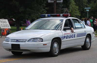 Amesville Police Department