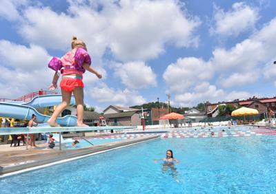 Nelsonville pool