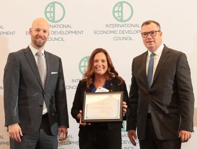 Athens County EDC receives Silver Award