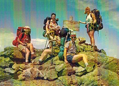 Mountain Marching Mamas
