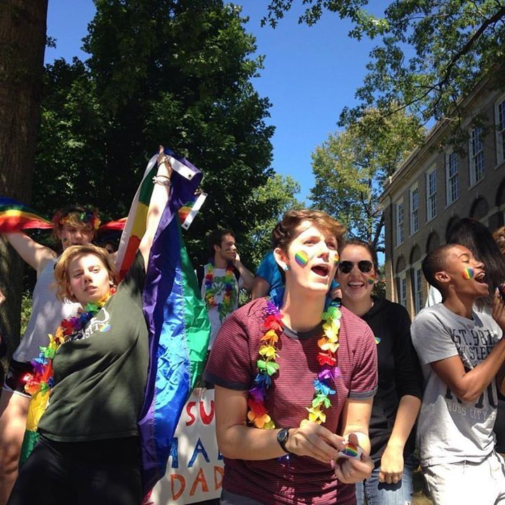 Gay groups in athens ohio