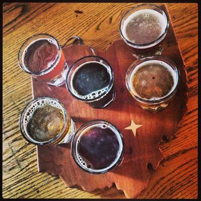 Jackie O's beer