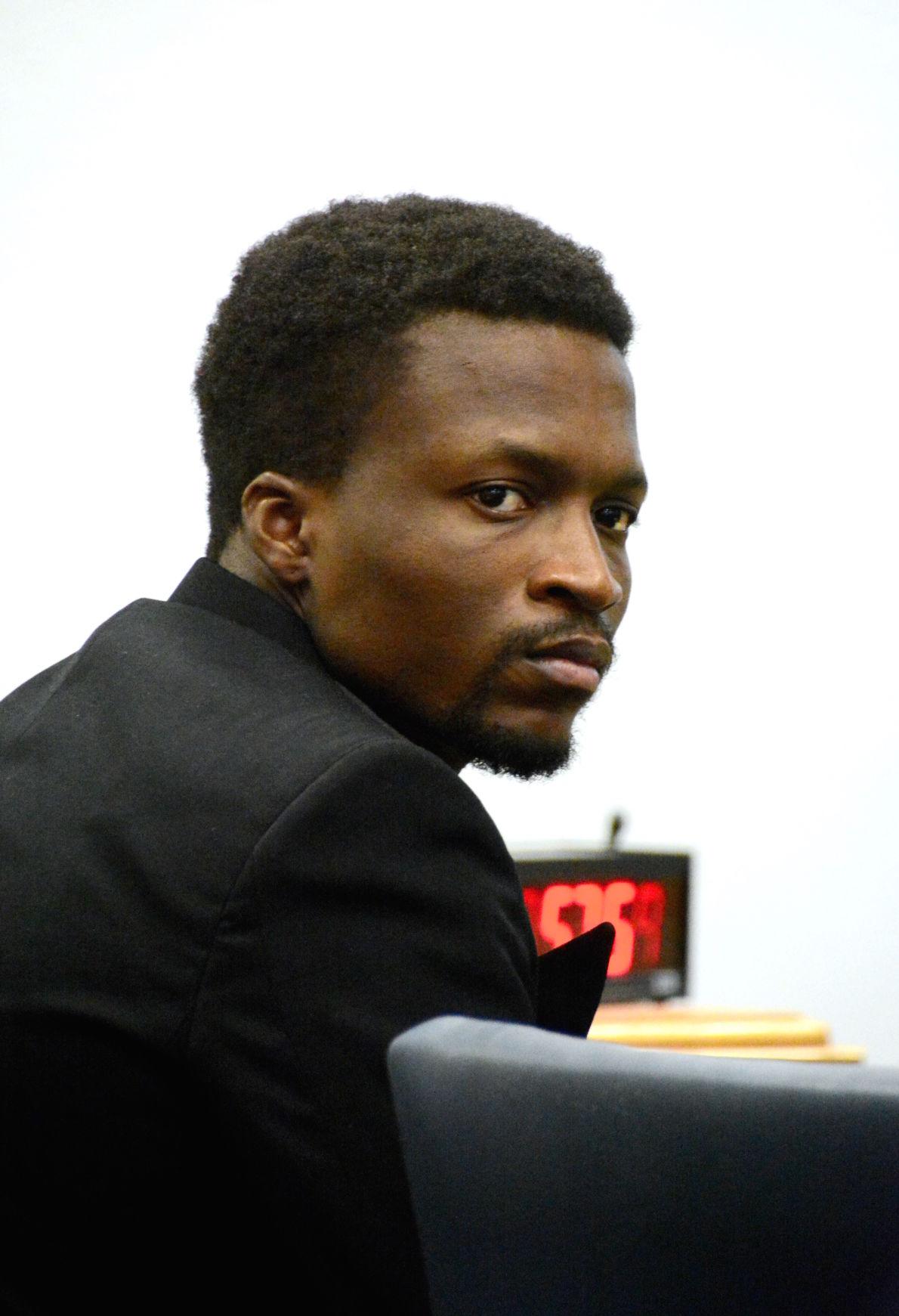 Osei rape trial