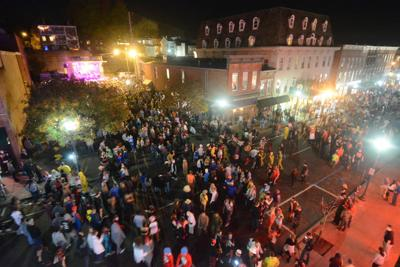 Ohio University Halloween Block Party 2020 University increases fee it charges Halloween visitors who stay in