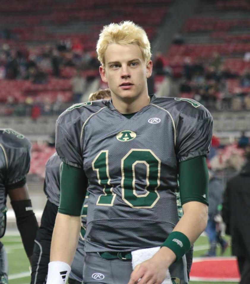 Athens High ex-football star leaves Buckeyes, heads to who ...