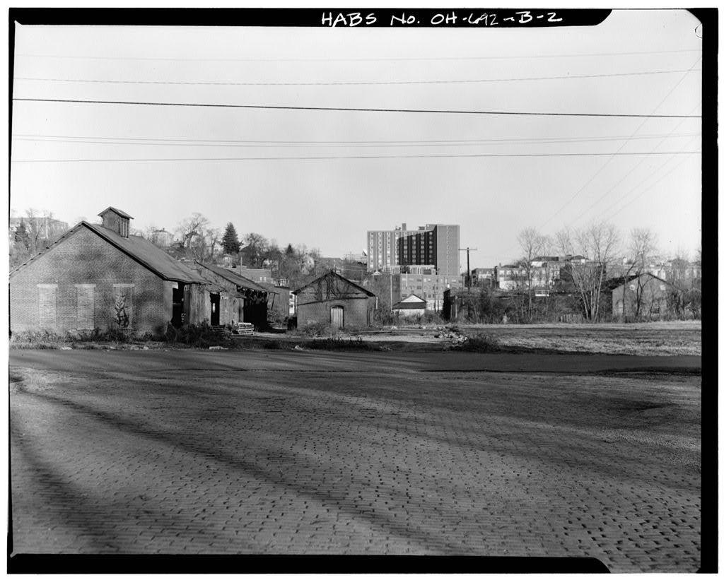 old gas company photo