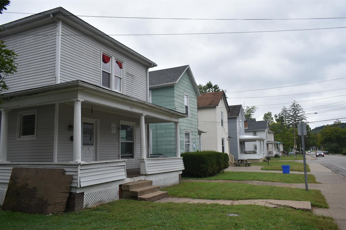 Mill Street housing