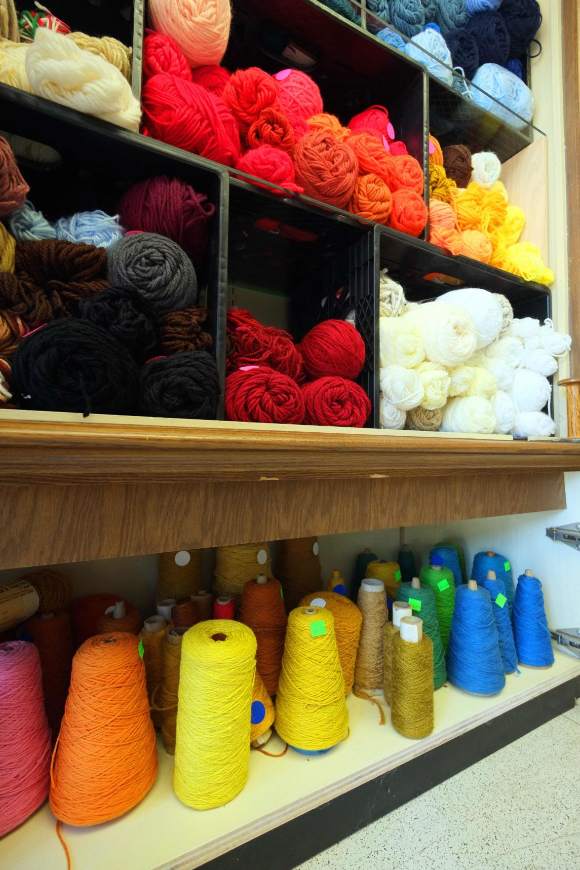 makerspace - yarn