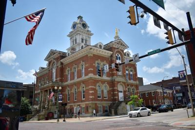 County Courthouse 2019