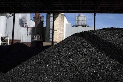 Coal at Lausche