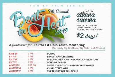 beat the heat athena schedule