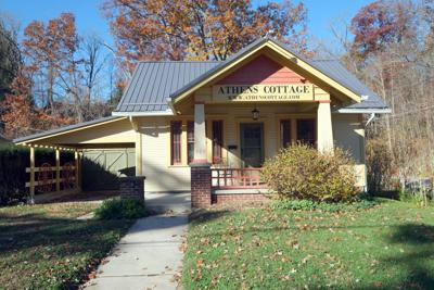 Athens Cottage