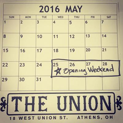 The Union returns