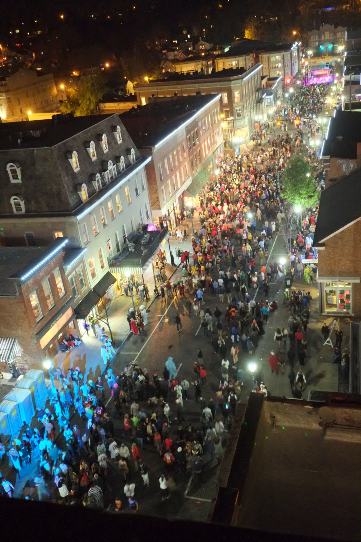 Athens' 2016 Halloween block party is creeping up | Local News ...
