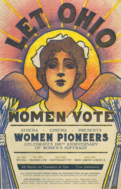 Women Pioneers Celebrate 100 FINAL (11x17) UPDATE