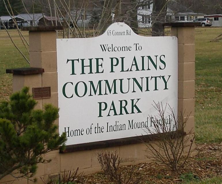 The Plains community park
