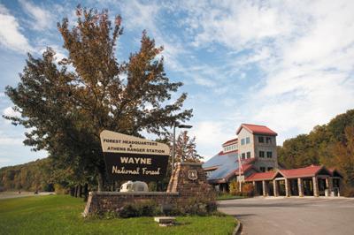 Wayne headquarters