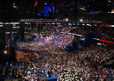 GOP ambitions beneath the Mitt Romney facade: A report from the Republican National Convention