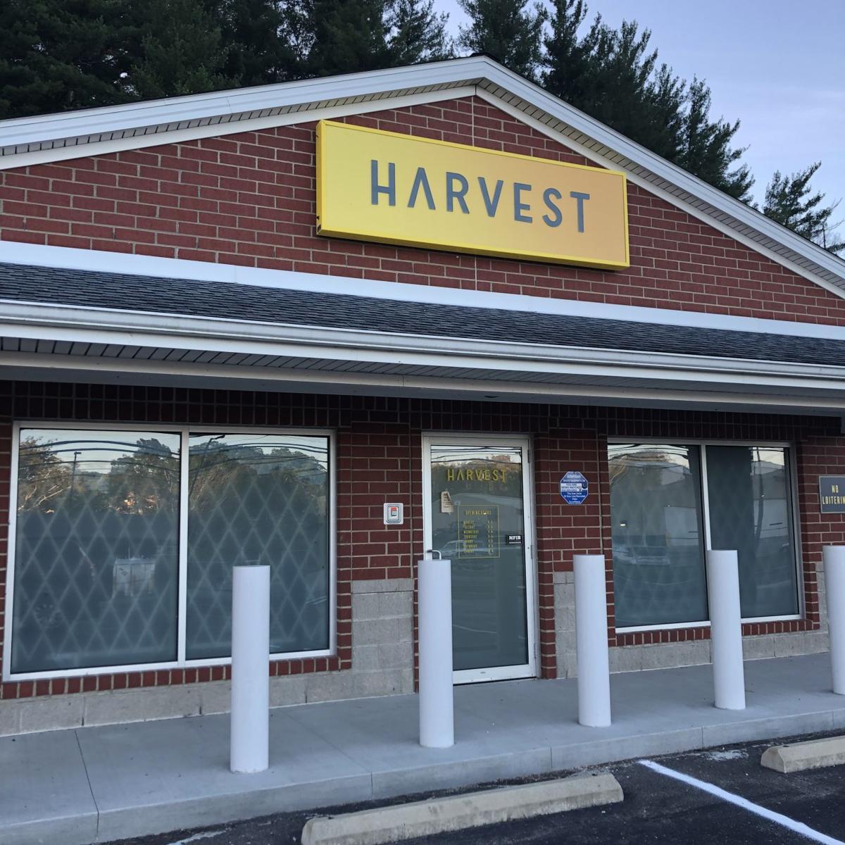 Harvest - medical marijuana