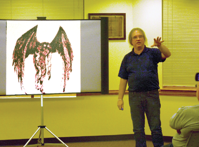 Jeff Wamsley mothman