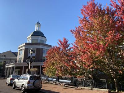 Fall in Athens