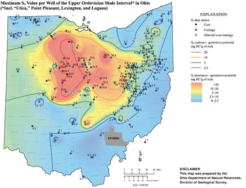 Partner in local oil gas well results are promising local news partner in local oil gas well results are promising the ohio department of natural resources division of geological survey released this map publicscrutiny Gallery