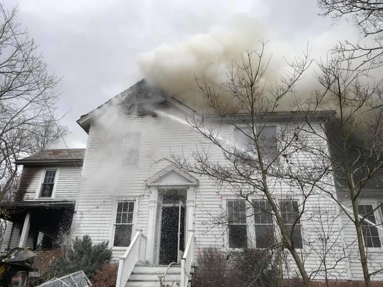 Fire destroys Athens family's home, kills family pets