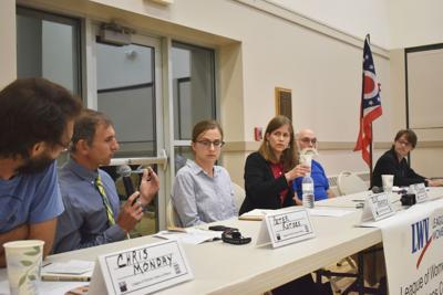 Candidates city council