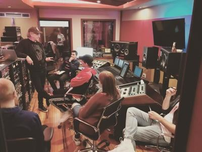 Brauer recording workshop