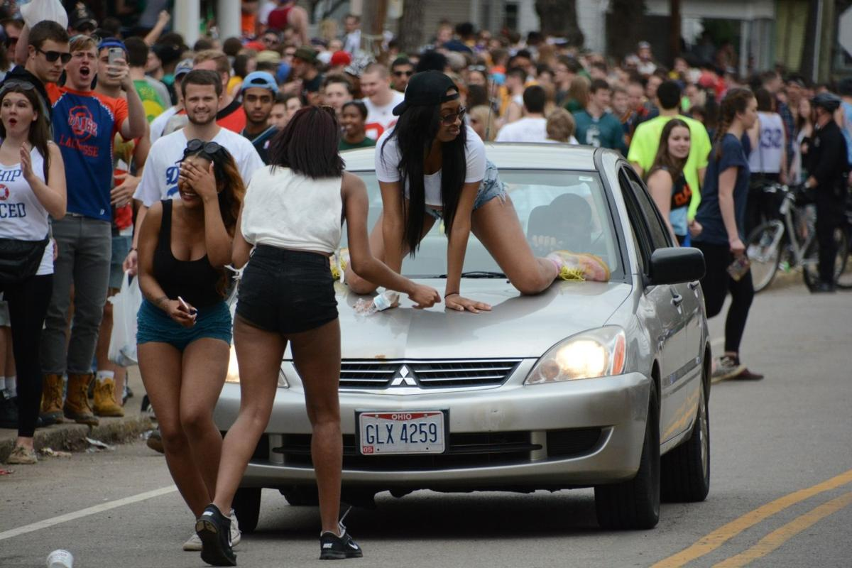OU dropped from Top 20 party school ranking | Campus News ...