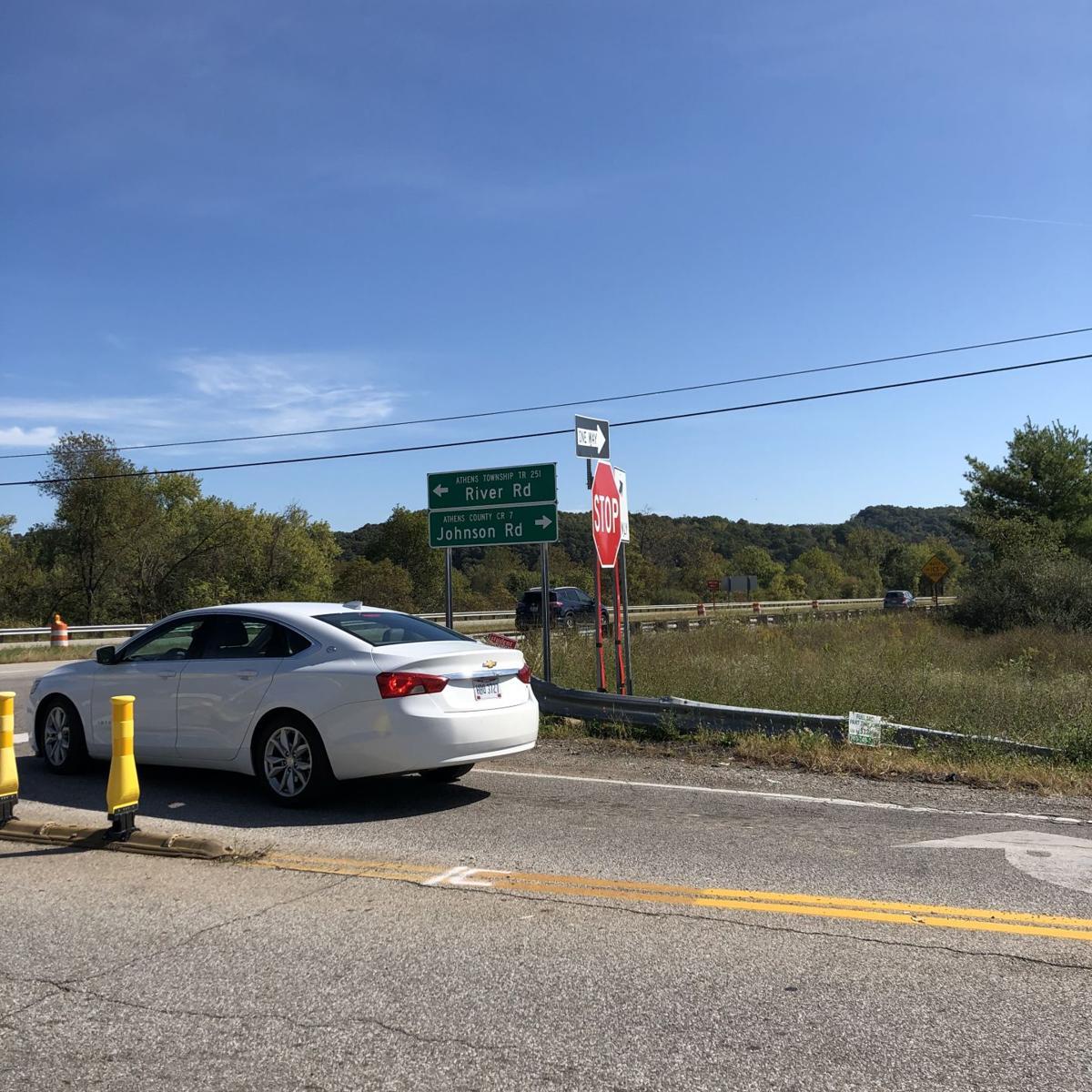 Johnson road - rt. 33