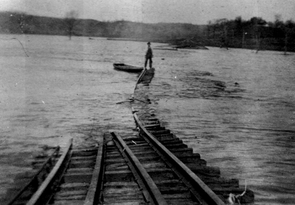 Stewart flood