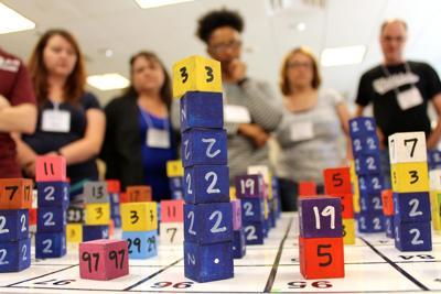 Southeast Ohio Math Teachers Circle