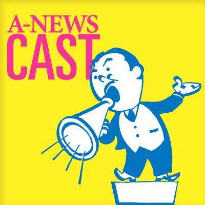 A-NEWScast logo